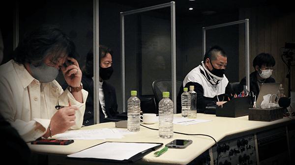 都内スタジオにて 8ACHI 6OCKS!! IMAGINEERS メンバーによる最終選考会